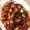Poulet aux épices <b>berbères</b>