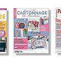 Nouveau magazine tricot en kiosque pour toutes les amoureuses du tricot