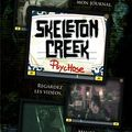 Skeleton creek : psychose (t.1) de patrick carman