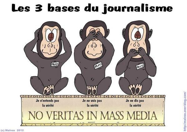 humour presse media l express le nouvel obs liberation la tribune le progres journaliste