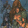 <b>Editions</b> <b>USA</b> : Witchblade