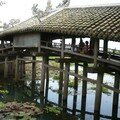 Petit pont japonais à Hué