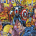 Marvel Heroes Reborn Fantastic Four / Invincible Iron <b>Man</b>