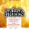 Soirée salsa green le 13 mai prochain au golf de biéville