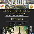 SEOUL : <b>BDMC</b> à la 8STREET GALLERY, South Korea, en octobre 2016