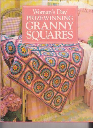 Prizewinning Granny squares