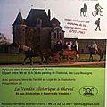 Itinéraires Guerre de Vendée avec La Vendée Historique à Cheval