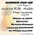 Summer pop-up tour #5