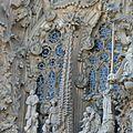 La Sagrada Familia, Barcelone / Espagne-Catalogne *Lloas