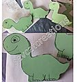 Anniversaire dinosaures 1 an de mon fils