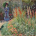 "Detroit institute of arts to open a major painting exhibition: ""monet: framing life"""