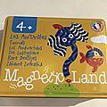 Nous avons découvert le jeu Magnétic Land Les Ani'<b>Drôles</b> (Sepp jeux)