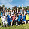 journée du sport scolaire 2014