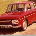 Renault Gordini 10 - 1965