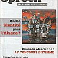 Elsässertum et psyché française