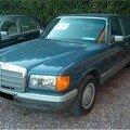 MERCEDES - 280 SE - 1984