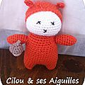 Sweet Squirrel d'<b>Agathe</b> <b>Rose</b>