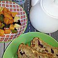 Pudding aux <b>fruits</b> <b>secs</b>