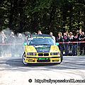 2012 : Rallye des Vallées