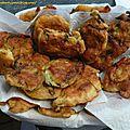 <b>Fritelle</b> di zucchini de Nonna Rosina