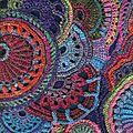 Stage freeform crochet sur 2 jours juillet 2014
