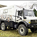 UNIMOG 6x6 Carbon Aramid Expedition Truck