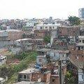 Sao Paulo...le quartier d une de mes coequipieres ...favelas