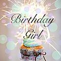 **birthday girl ** giveaway/concours