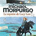 Le mystère de Lucy Lost Ed. <b>Gallimard</b>
