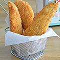 Poulet Frit - Tenders de Poulet
