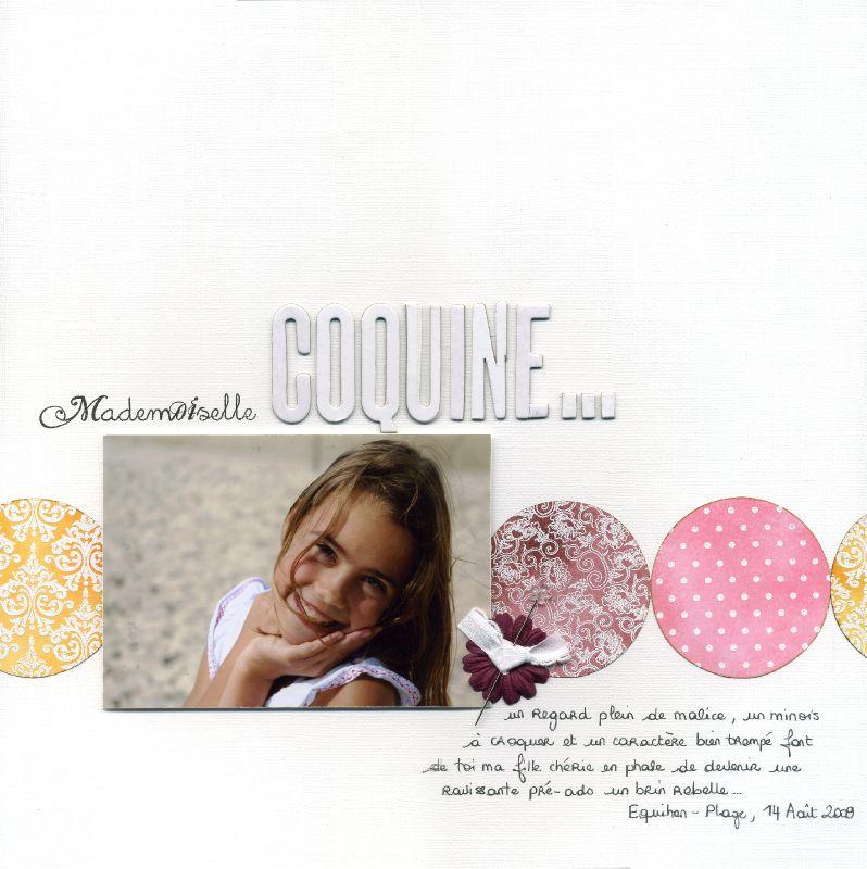 Mlle Coquine