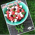 Salade pastèque féta olives : un vent de fraîcheur dans votre assiette