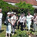 Le jardin d'Elisée d'Anne et Georges Beaumont