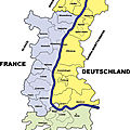 Une proposition territoriale originale : la Suisse - <b>Alsace</b>