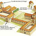 Les disparus: le palais de charlemagne d'aix la chapelle