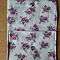 11. taupe et violet, touche rétro - intérieur