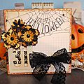 Mini <b>album</b> <b>Halloween</b>