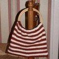 sac tricot machine
