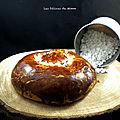 Le craquelin traditionnel (brioche belge au sucre)