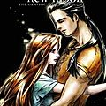 New moon graphic novel par young kim : couverture révélée