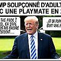 <b>Macron</b> et Trump dans de sales draps