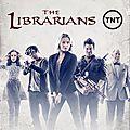 The Librarians (ENG) / Flynn Carson et les nouveaux aventuriers (FR) - série 2014 - TNT