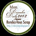 { Mon kit <b>December</b> Daily }