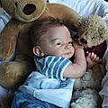 0 - bébé reborn 2014 - Nina (adoptée)