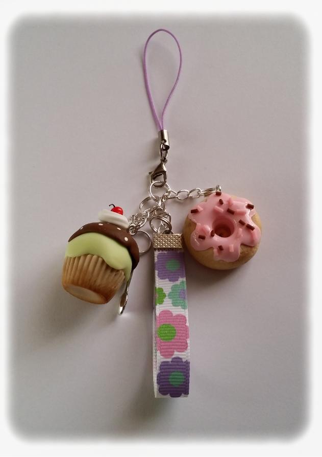 Bijoux gourmands-cupcake-donut-Cricriloisirs