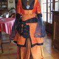 costume turc entier