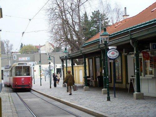 Grinzing-tram 28