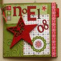 mini-album Noël