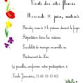 Castelnau d'auzan, village fleuri