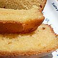 Cake au lait concentre sucre  recette découverte